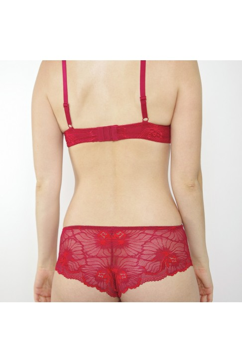 Shorty Onde Rouge