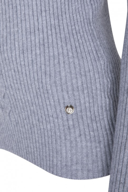 Pull Colette Gris