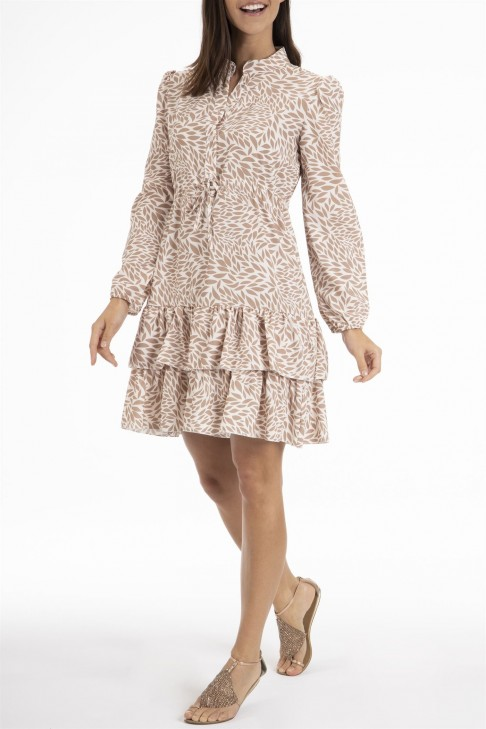 Jupe/Robe Francoise Taupe