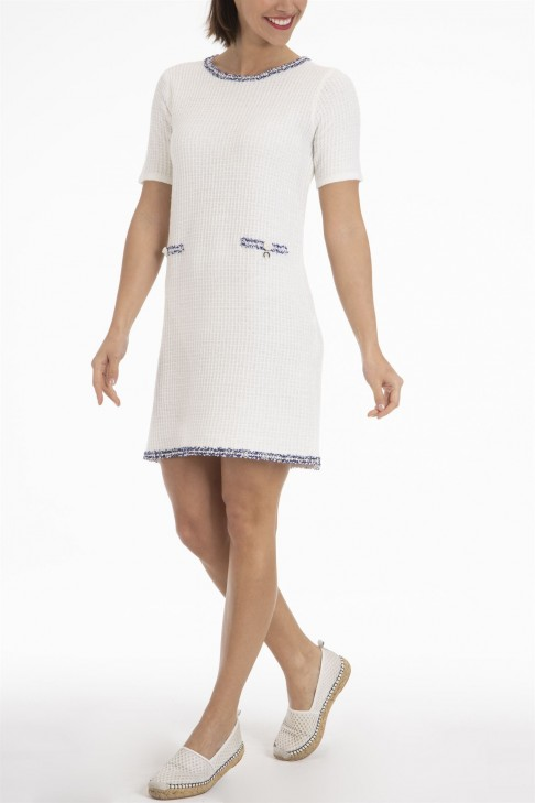 Jupe/Robe Lulu Off White