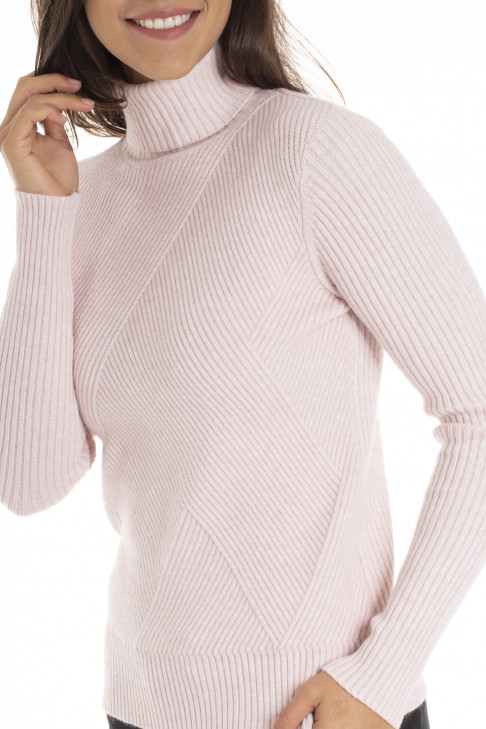 Pull LILI Rose Claire