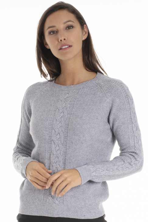 Pull PHYL Gris Clair